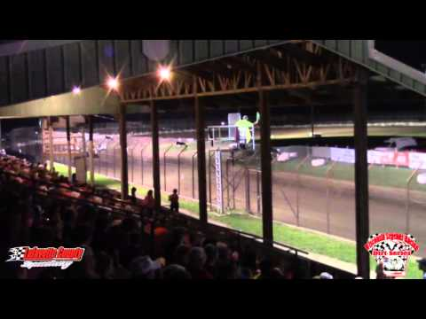 7 17 15 Lafayette County Speedway Legends Feature