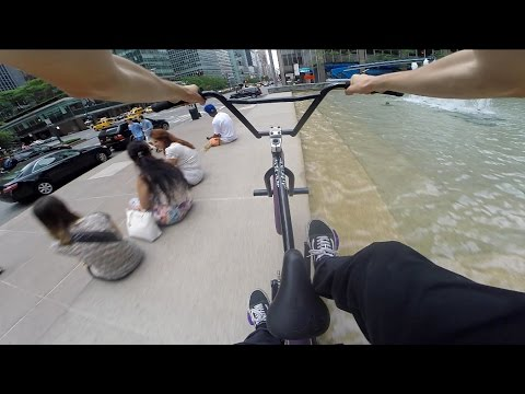 DailyCruise 17: Summer in NYC BMX