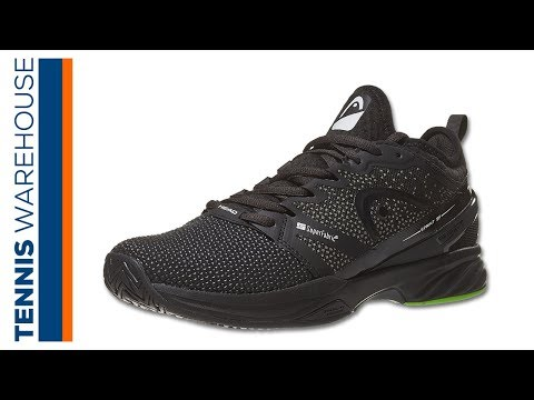 Head Sprint SF (SuperFabric) Tennis Shoe Review