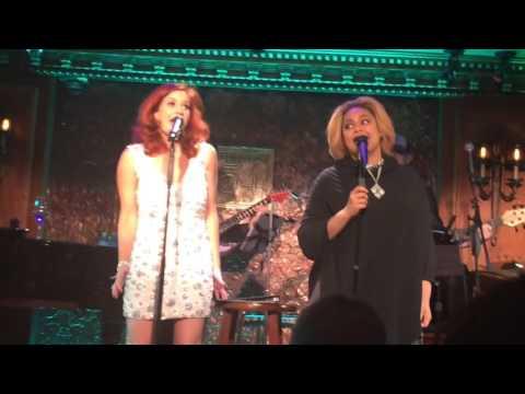 """Anneliese van der Pol & Raven Symone """"That's So Raven"""" LIVE"""