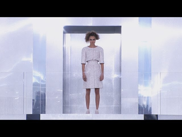 Spring-Summer 2014 Haute Couture CHANEL show Travel Video