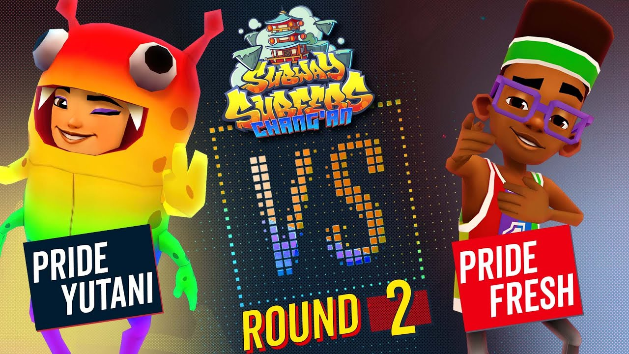 Subway Surfers Versus   Yutani VS Fresh   Chang'an - Round 2   SYBO TV