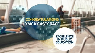 YMCA Casey RACE Wins National Aquatic Industry Safety Award