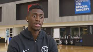 Caris LeVert: Back in the Game
