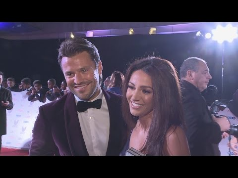 Pride of Britain: Mark Wright 'emotional and proud' watching Michelle Keegan
