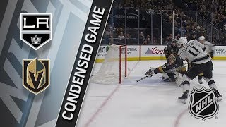 Los Angeles Kings vs Vegas Golden Knights – Feb. 27, 2018 | Game Highlights | NHL 2017/18. Обзор