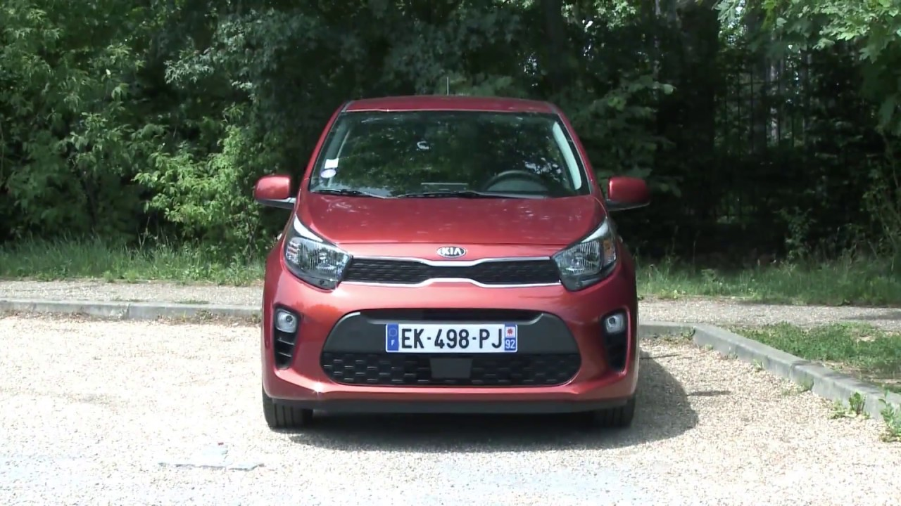 essai kia picanto 1 0l 67ch launch edition youtube. Black Bedroom Furniture Sets. Home Design Ideas