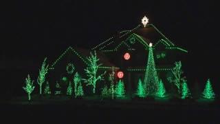 Carol of the Bells 2007 - Holdman Christmas Lights