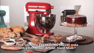 KitchenAid Stand Mixer Sale 5 Qt Artisan Series
