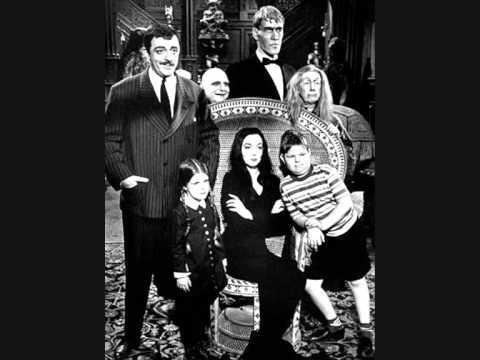The Addams Family Theme  Vic Mizzy