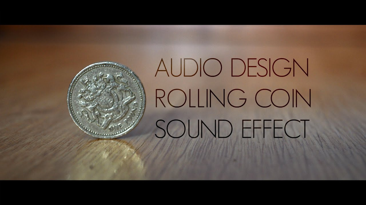 Rolling Coin Sound FX (Effect) - YouTube