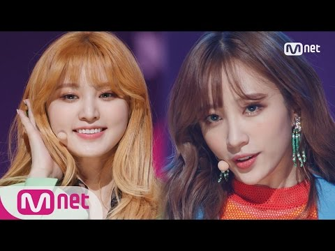 [EXID - Night Rather Than Day] Comeback Stage   M COUNTDOWN 170413 EP.519