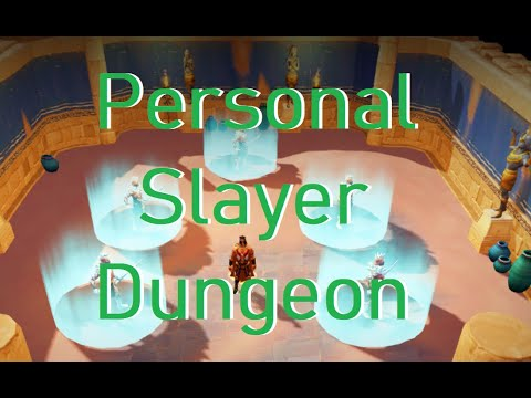 Runescape 3 Personal Slayer Dungeon Got Updated!!! What NPC to put in - YouTube