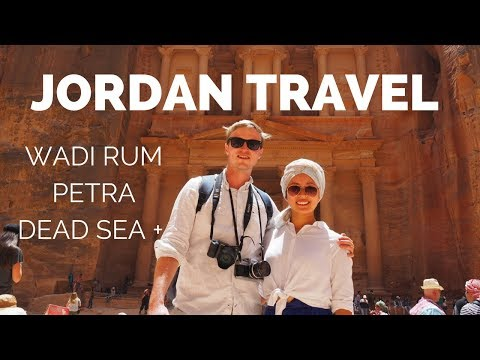 Jordan Travel with Gecko Adventures I June '18
