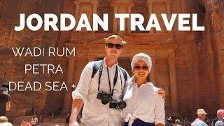 Jordan Travel with Gecko Adventures I June '18