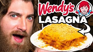 Will It Lasagna? Taste Test