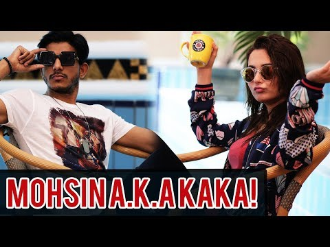 """Everyone calls me Kaka!"" - Mohsin Abbas | Na Maloom Afraad 2 - Dramas Central"