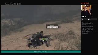 Metal Gear survive PS4 2.4