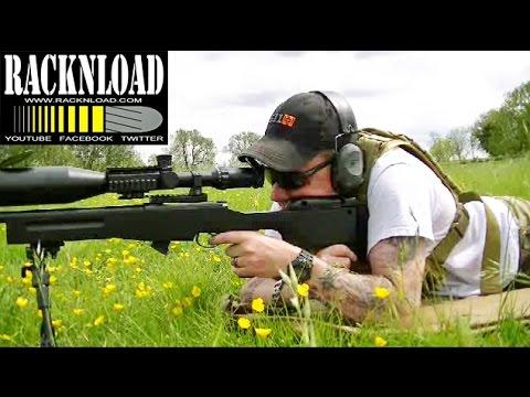 CZ 455 Varmint LS1 Klinsky Target **FULL REVIEW** by RACKNLOAD