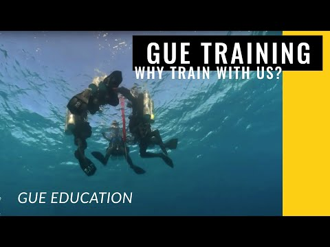 GUE Scuba Diving Training: Explore the Source