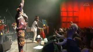 Lee Perry & Pura VIDA DUB Live @ Bredene 2015