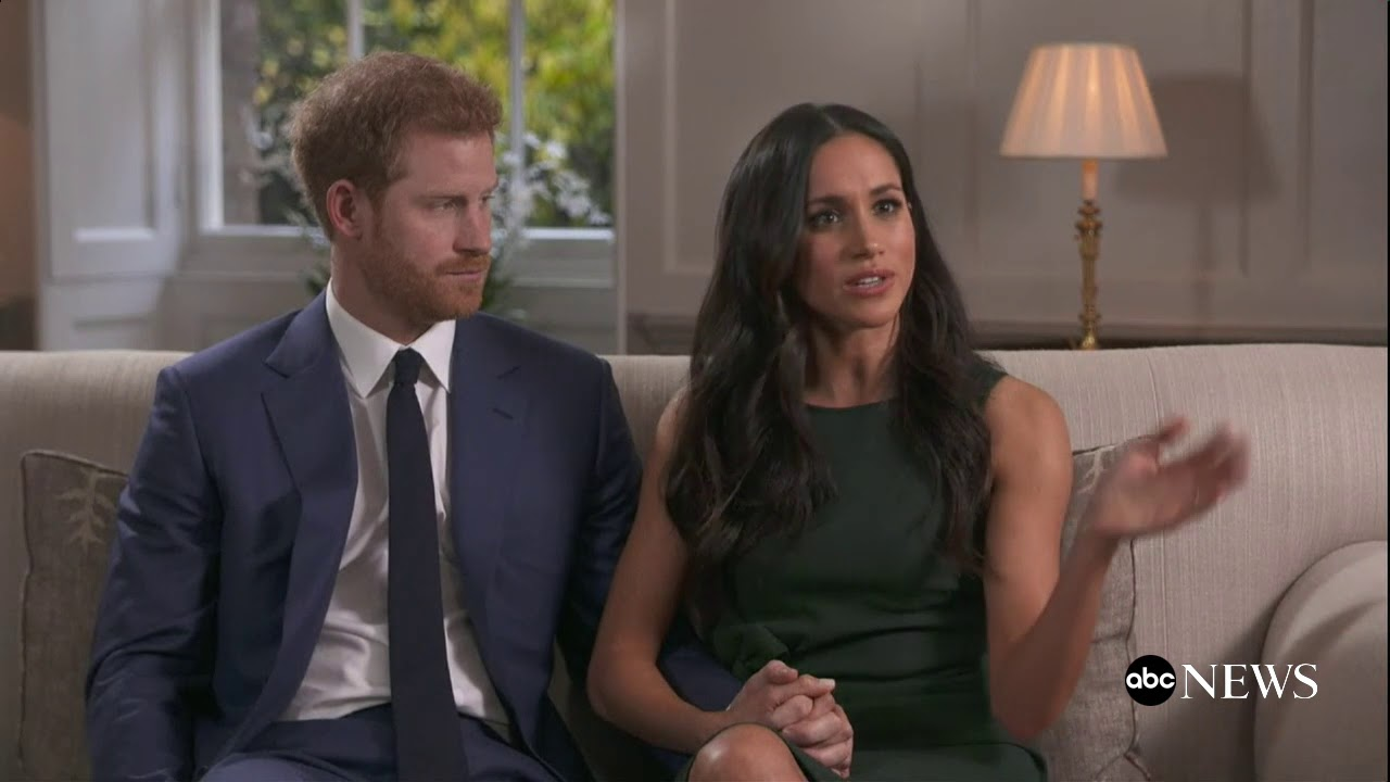 Prince Harry and Meghan Markle: The full interview - YouTube