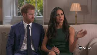 Prince Harry and Meghan Markle: The full interview
