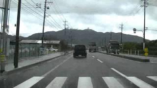 【山陰timelapse No.021】松江ドライブ4/イオン日吉津から松江市内をタイムラプスdriving view