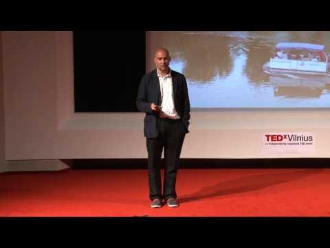 TEDxVilnius - Lukas Rekevičius - Susitaikymas Su Vandeniu