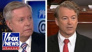 Sen. Lindsey Graham: Rand Paul is doing a dangerous thing