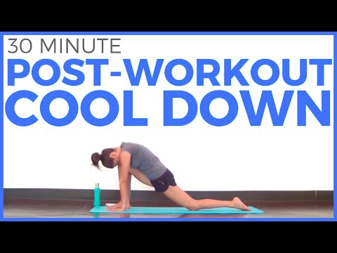 30 Minute POST WORKOUT Yoga Cool Down