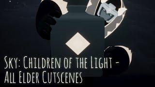 All Elder Cutscenes in Sky: Children of the Light