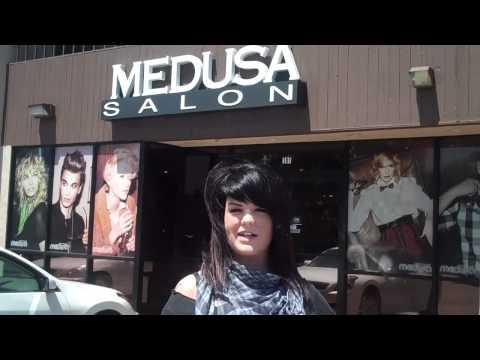 Carlie- Assistant - Medusa Full Service Salon, Huntington Beach, CA