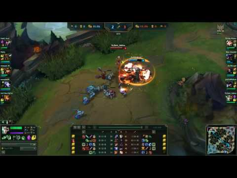(League of Legends) Replay: Riven Montage by John Lester Are