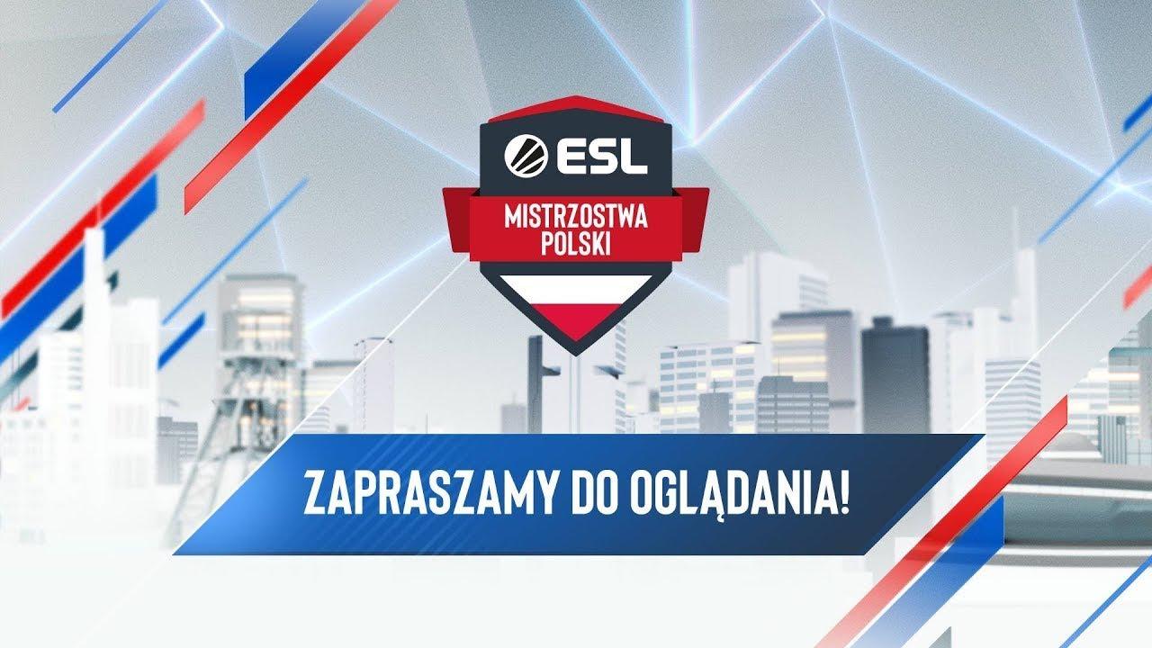 ESL Mistrzostwa Polski Jesień 2020 | Półfinały