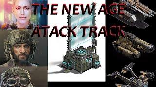 🔥OPERATION THE NEW AGE🔥 , ATACK TRAK . WAR COMMANDER