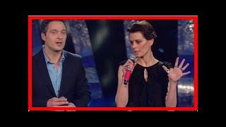 Claudia Pandolfi e la frecciatina per Michelle Hunziker: cosa ha detto in diretta a Sanremo 2018  F