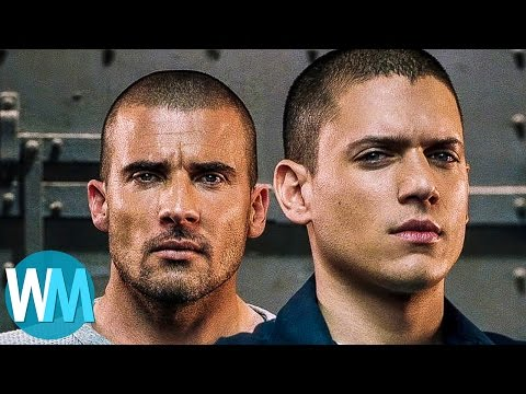 Top 10 Best Prison Break Moments