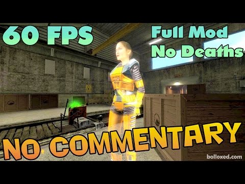 Black Mesa: HAZARD COURSE - Full Walkthrough 【NO Commentary】