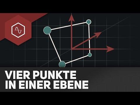 Ebene von Parameterform auf Koordinatenform   Mathe by Daniel Jung from YouTube · Duration:  6 minutes 44 seconds