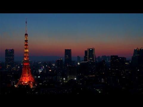 The panoramic view from World Trade Center Building in Minato-ku, Tokyo / 世界貿易センタービルからのパノラマ