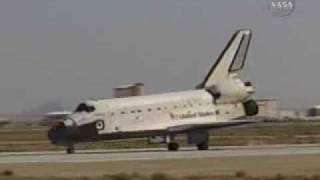 STS-125 Atlantis Landing :24 May,2009