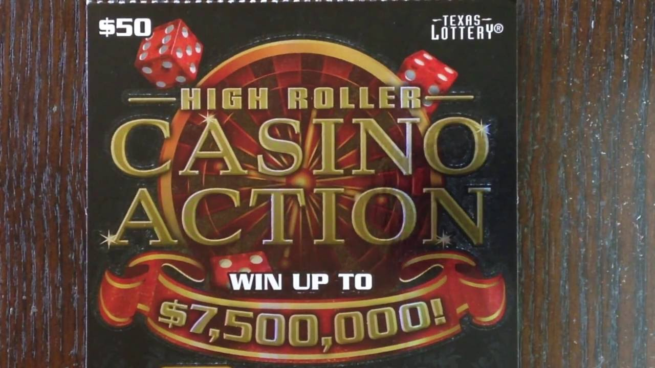 casino thrills scratch off