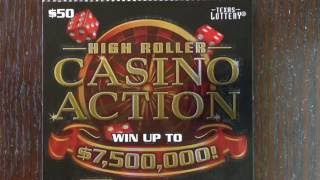 high roller casino action texas lottery