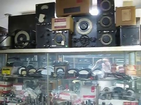 Worlds Largest Collection Of Vintage Test Equipment