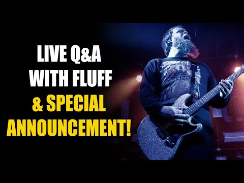 Live Q&A with Fluff & Huge Mixing Competition!