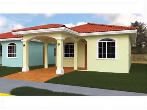 Casas en venta en honduras casa en la ceiba lps 450 00 for Fachadas de casas modernas en honduras