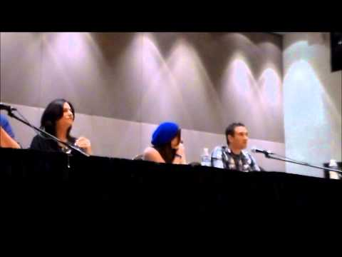 Con-Nichiwa 2014 Voice Actor Q&A part 1