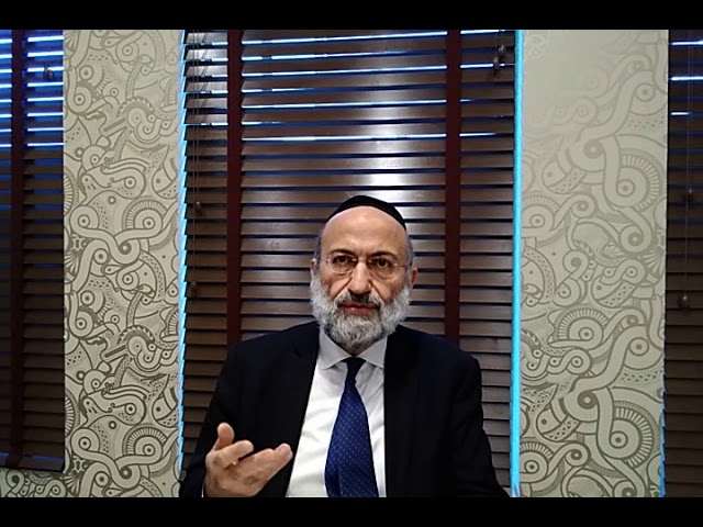 Appeal by Rabbi Avraham Levychaim