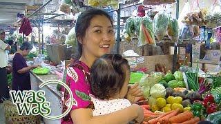 Sarwendah Belanja ke Pasar Tradisional - WasWas 08 Maret 2017